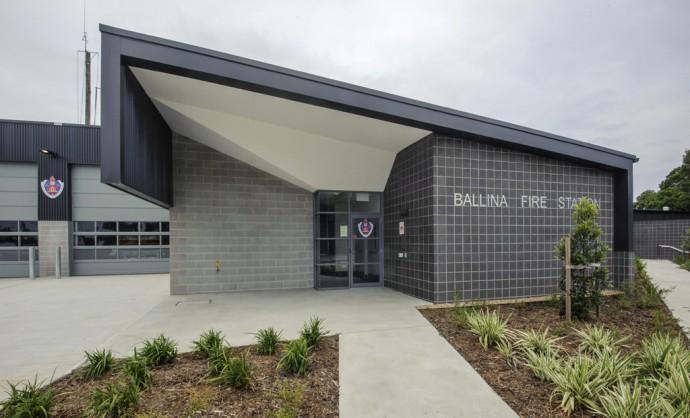 Ballina Fire Station