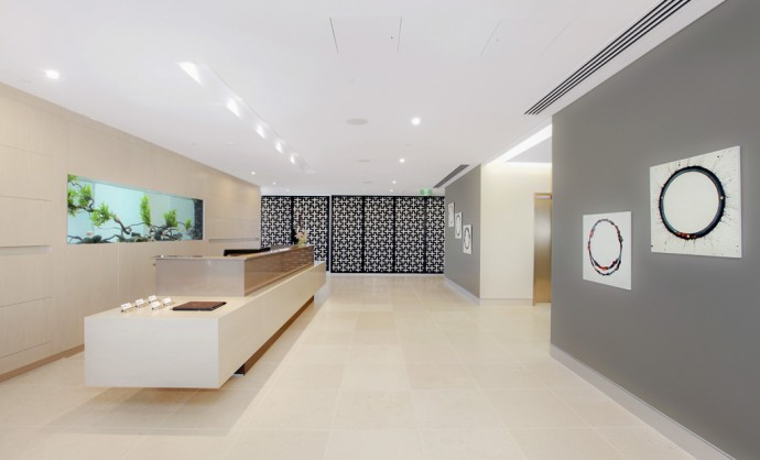office fitout Brisbane