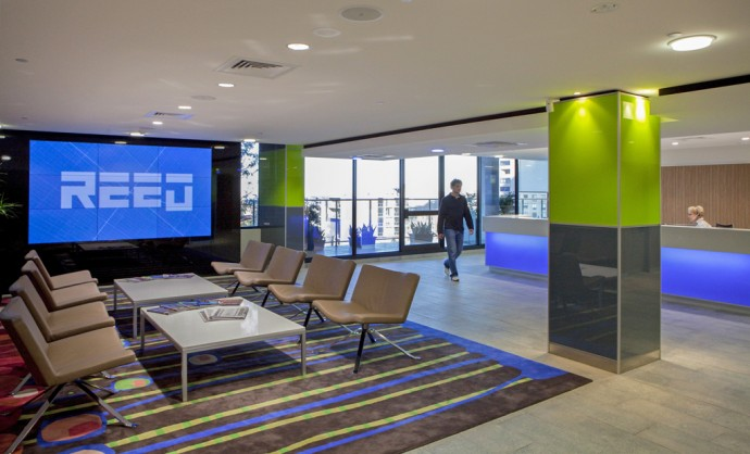 office fitout Sydney