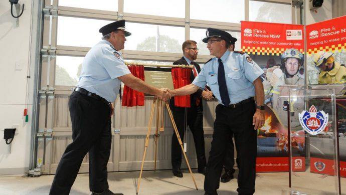 Wallsend Fire Station 1