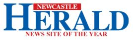 The Newcastle Herald logo